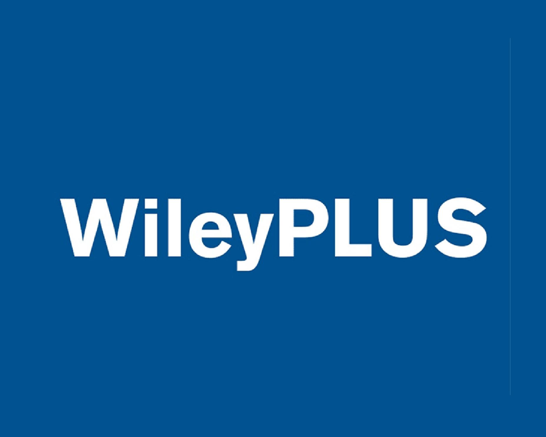 Wiley Plus Logo