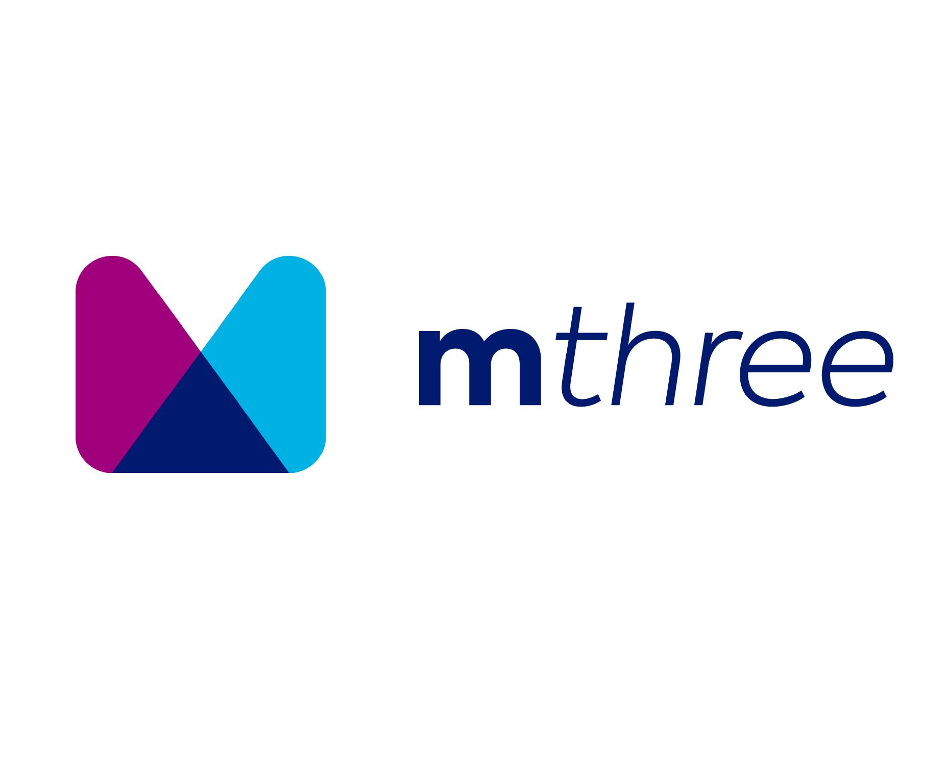 mthree Logo